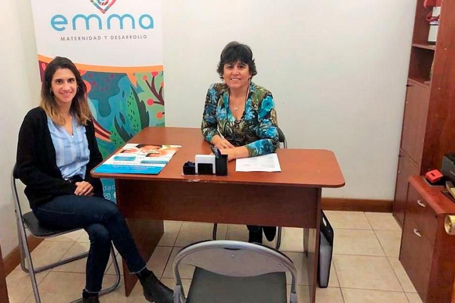 Emma abre sede en Puente Alto