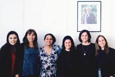 Fundación Emma se reúne con SERNAMEG