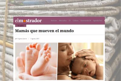 Lee más sobre el artículo Mamás que Mueven el Mundo